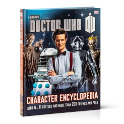 Dr. Who Book