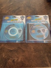 CD and Blu-Ray Disc Cleaners