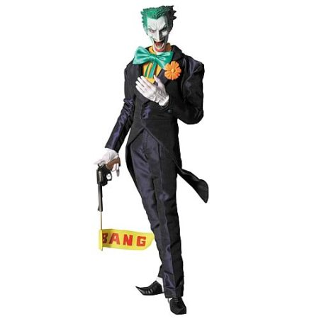 Joker Action Figure – Inspired by the Batman: Hush comic book series