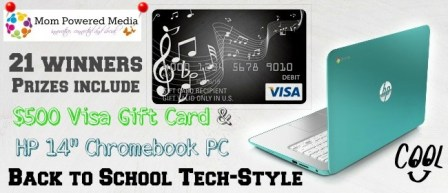 Blogger Opportunity – sign up for the Back to School Tech-Style Event