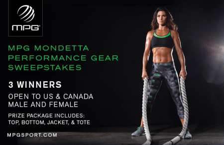 Workout Gear Giveaway