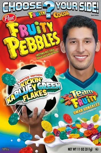 Pebbles Cereal Prize Pack