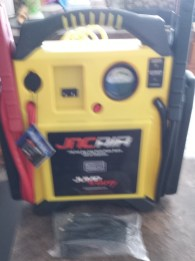 JNCAIR Jump Starter#emergency #power #safety #car #truck #SUV