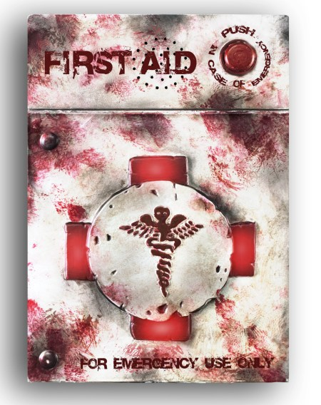 Halloween First Aid Kit