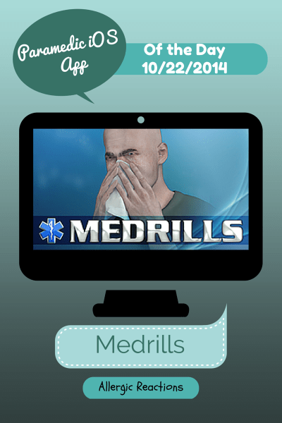 paramedic app of the day #paramedic #EMT #EMS #CEU