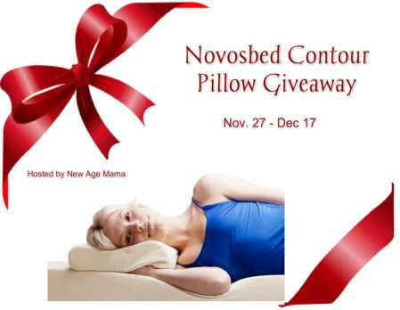 Win a Contour Pillow #pillow #win #giveaway #sweepstakes