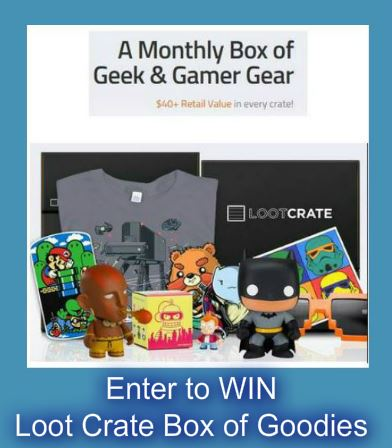 Loot Crate Giveaway