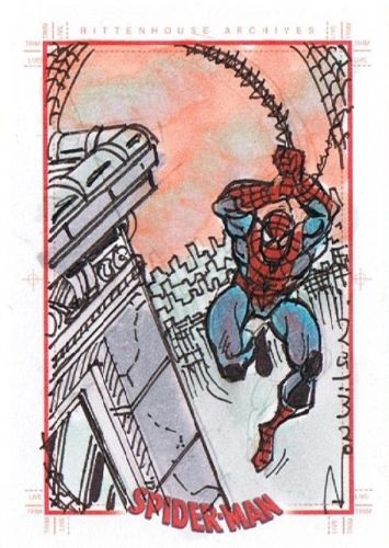Sketch Card of the Day 3/22/15