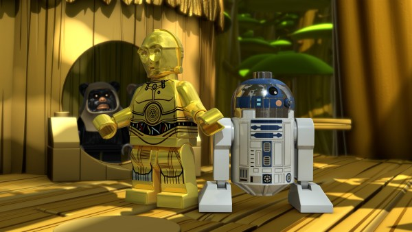 LEGO Star Wars - Droid Tales Exit from Endor