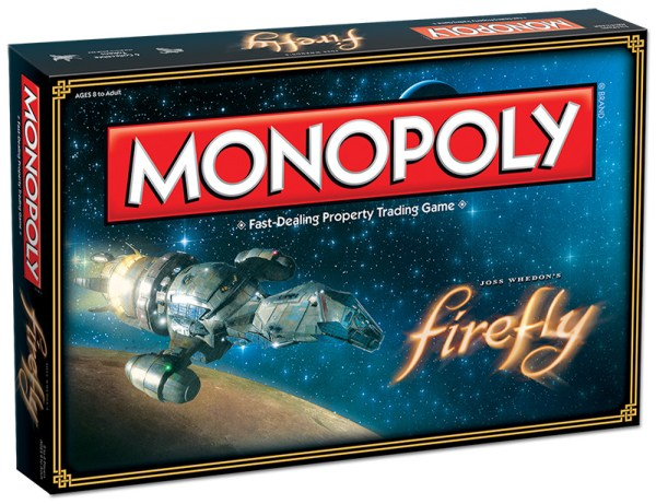 Firefly Monopoly from USAopoly Review – I am a Leaf on the Wind
