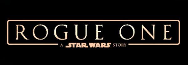 Star Wars Rogue One Movie Banner
