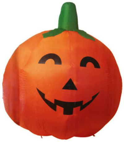 Harvest Pumpkin Airblown Inflatable Halloween Giveaway Ends 10/15