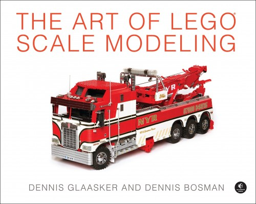 Check out my review of the The Art of Lego Scale Modeling Book here at A Medic's World, my wife and I have a huge Lego collection, and want to learn more.