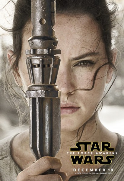 Star Wars: The Force Awakens – New Character Posters Now Available @Starwars