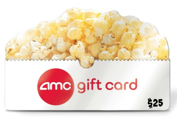 Win a $25 AMC Movie Gift Card and more in this Giveaway Hop