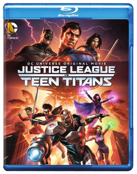 Justice League vs. Teen Titans Trailer – DC Entertainment