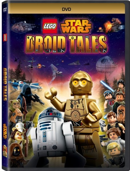 Star Wars: Droid Tales ~Feel the Force! Wonderful DVD sharing the Star Wars Universe.