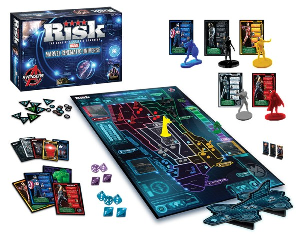 4 Ways To Enhance Family Board Game Night with games and collectibles from USAopoly