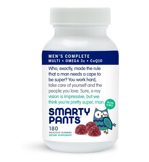 3 Reasons Why You Need SmartyPants Men's Complete