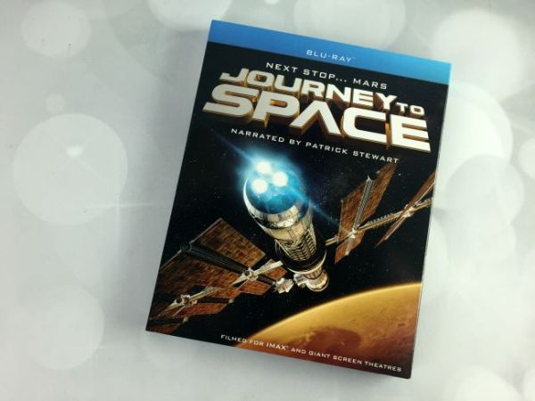 Journey to Space 3D DVD Giveaway