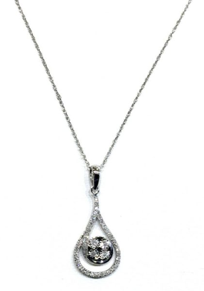 Win this Necklace in the Howard's Jewelry Center Million Dollar Diamond Event June 17th - 25th