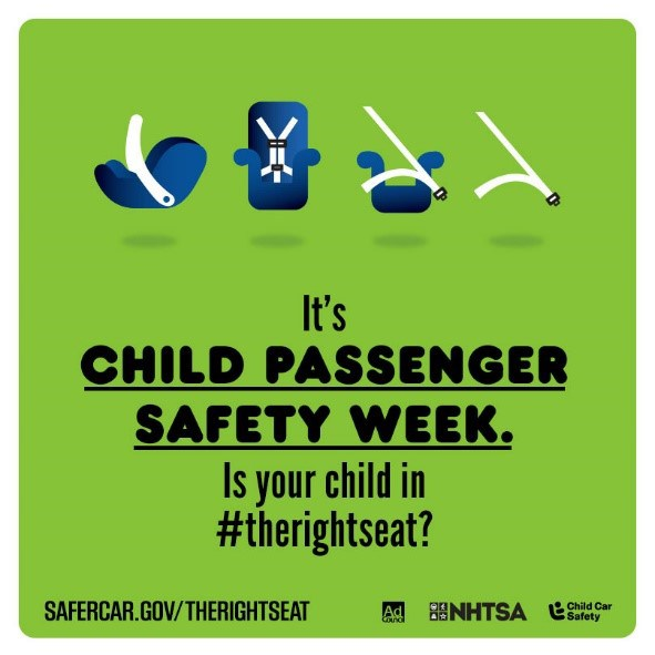 As a Retired Paramedic, I know the importance of Car Seat Safety, do you?