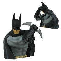 Batman Arkham Asylum Batman Bust Bank