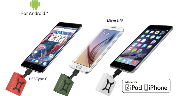 Devotec Fuel Micro Charger – Portable Power When You Need It