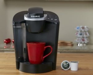 Keurig K55 Coffee Maker Giveaway - Coffee Anyone? Ends June 27th