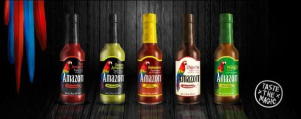 Amazon Hot Sauce Giveaway ~ Ends 7/16