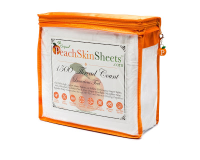 PeachSkinSheets Sheet Set Giveaway
