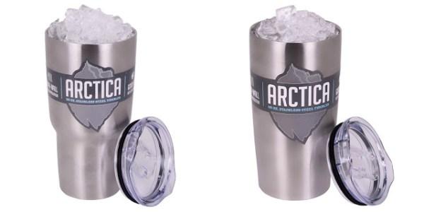 Arctica 20 & 30 oz. Tumblers w/Lids Giveaway Ends 8/31