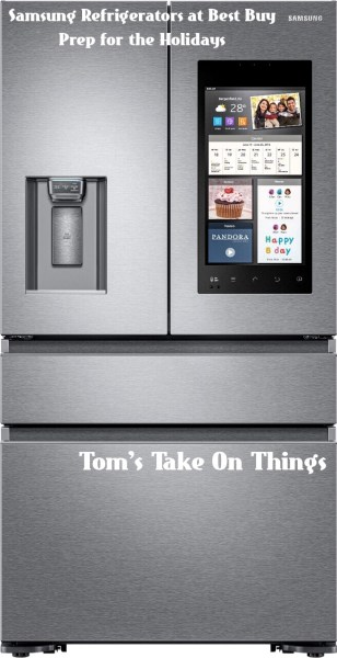 Make Holiday Prep Easy With Samsung And Best Buy