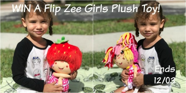 Flip Zee Girls Giveaway - Ends 12/3