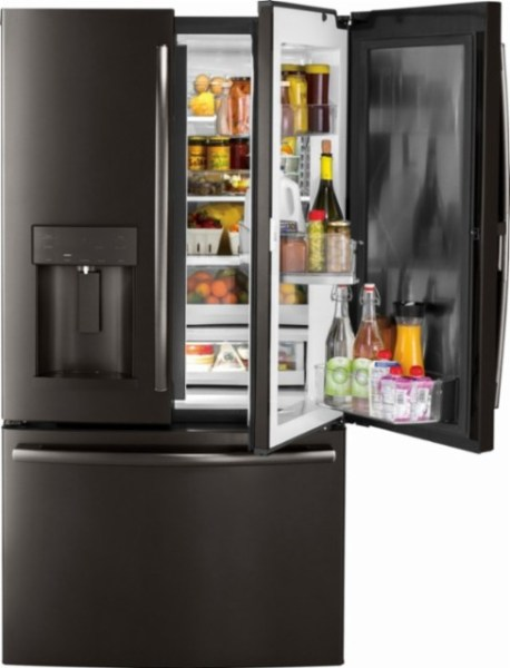 Update your kitchen with the GE Premium Finish Appliances at Best Buy