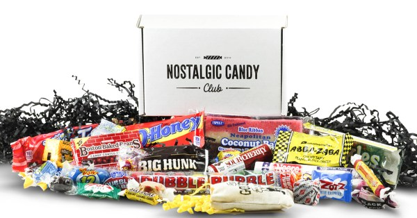 3-Month Subscription to Nostalgic Candy Club Giveaway! 2 Winners! Ends 5/18