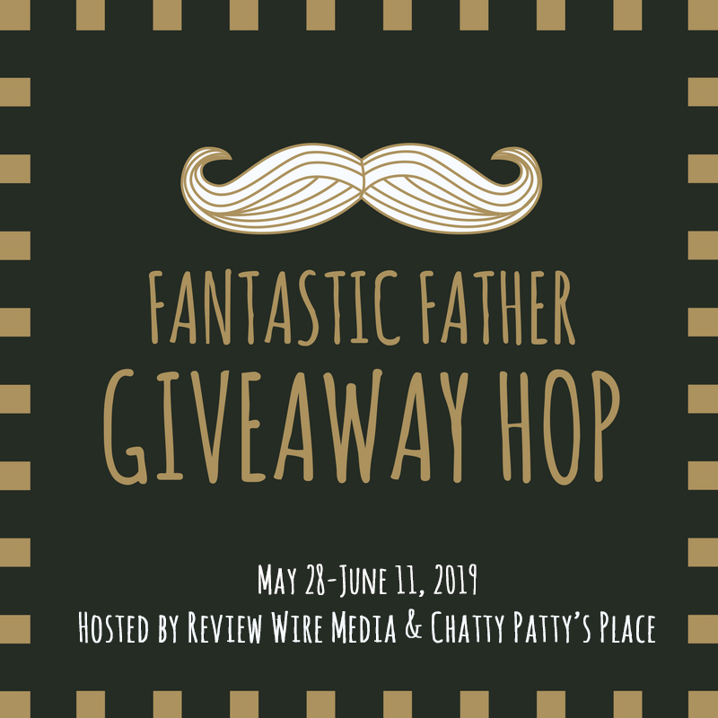 Win a 16 GB USB Flash Drive and more in this Father's Day Giveaway Hop