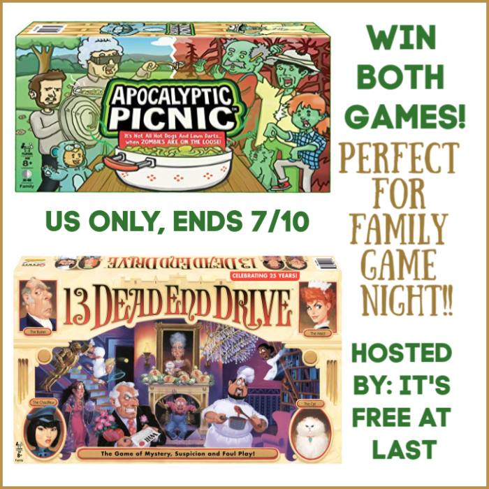 Winning Moves Game Prize Pack ~ Ends 7/10
