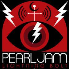 pearl jam lighting bolt