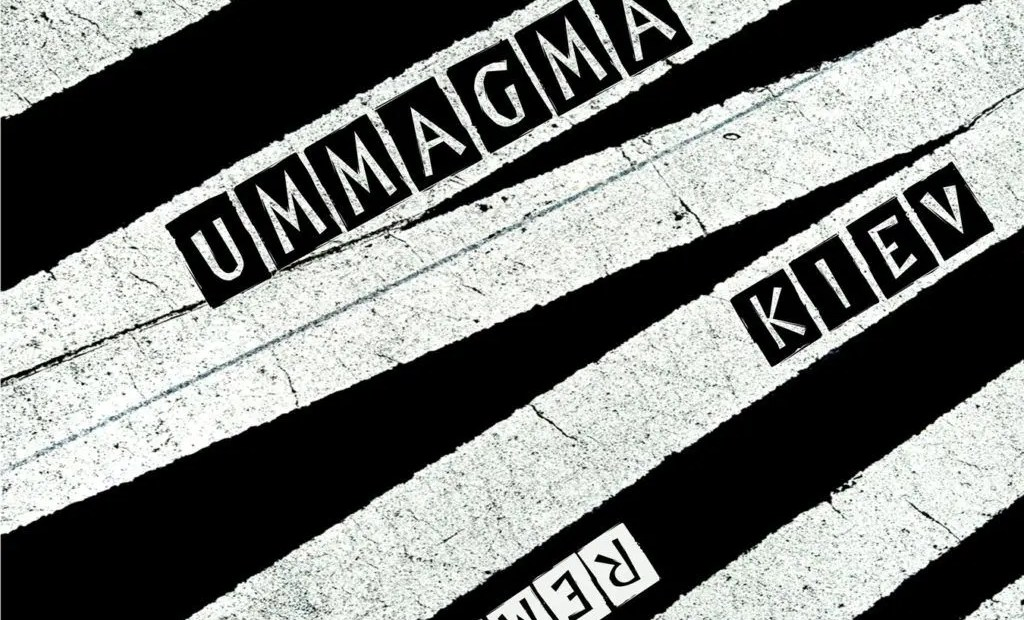 KIEV Remixes album cover
