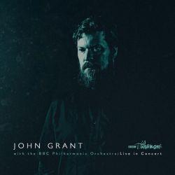 John Grant - BBC Live Album - Packshot