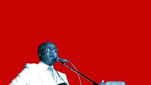 Pops Staples Album Cover