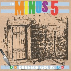 Minus5 DungeonGolds COVER 1500