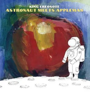 king creosote astronaut meets appleman recensione