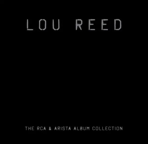 Lou Reed The RCA & Arista album Collection articolo