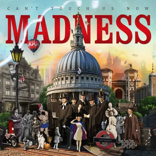 Madness Can't Touch Us Now Recensione