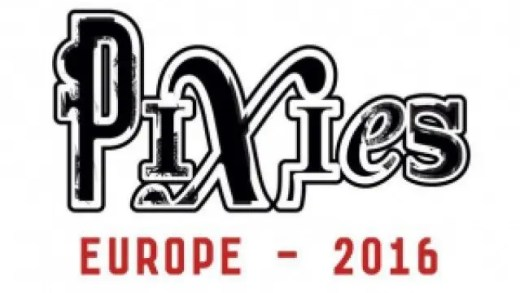 Concerto: Pixies @ Le Zénith (Paris)