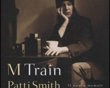 Patt Smith M Train articolo