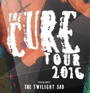 The Cure @ AccorHotels Arena Bercy Paris Concerto