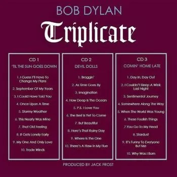 Bob Dylan - Triplicate Recensione